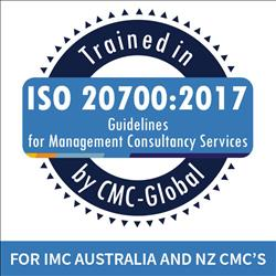 ISO 20700 Self-Declaration Checklist Training for CMCs