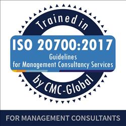 ISO 20700 Self Declaration Checklist, Management Consultants